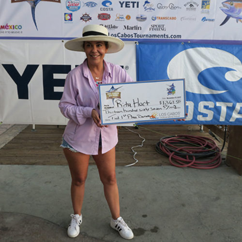 2017 Los Cabos Big Game Charter Boat Classic: Day 3 Results